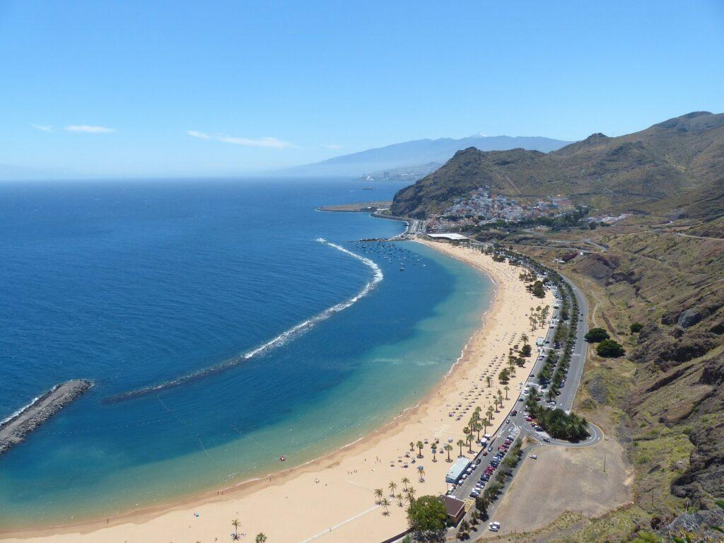 strand Santa Cruz