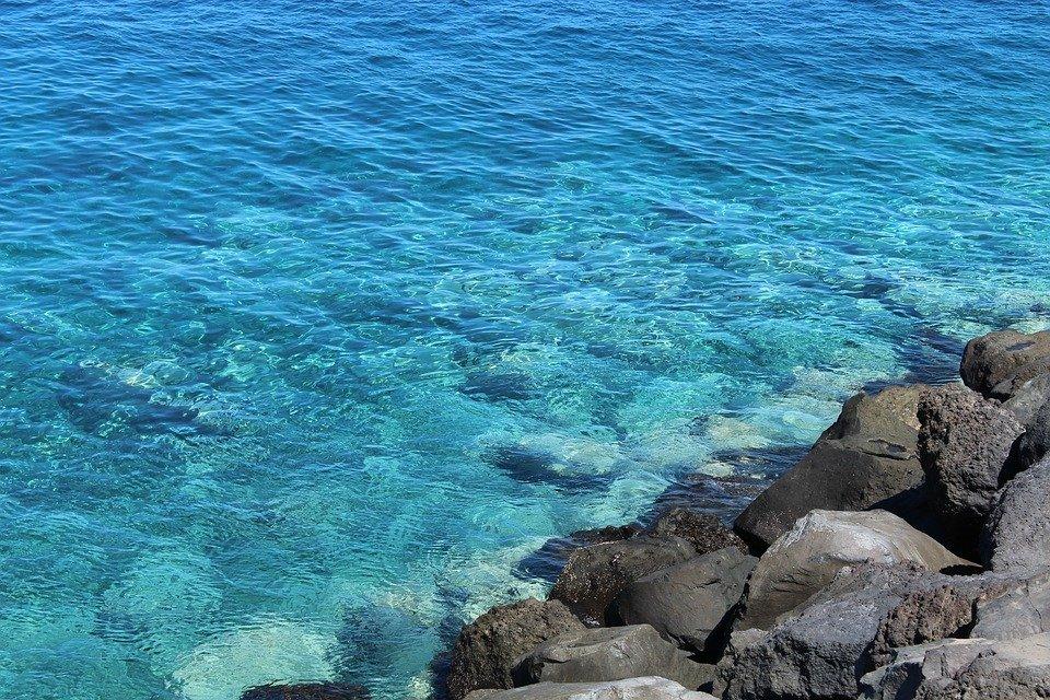 Tenerife zee